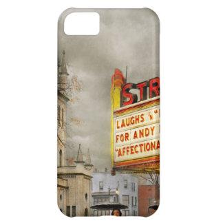 De stad - NY van Amsterdam - het Leven begint met iPhone 5C Hoesje