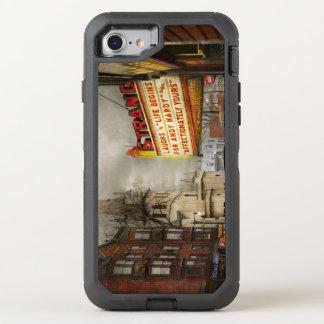 De stad - NY van Amsterdam - het Leven begint met OtterBox Defender iPhone 8/7 Hoesje