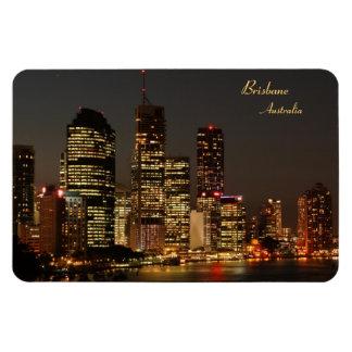De Stad van Brisbane, de Horizon van de Nacht, Magneet