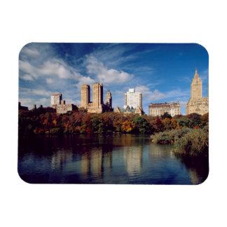De Stad van de V.S., New York, Central Park, Meer Magneet