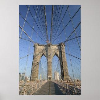 De Stad van de V.S., New York, New York, Brooklyn: Poster