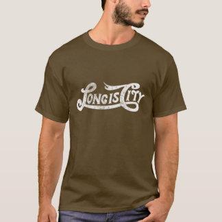 De Stad van Long Island T Shirt