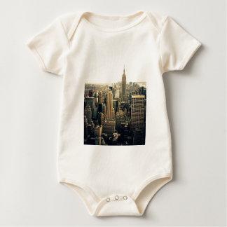 De Stad van New York Baby Shirt