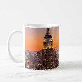 De Stad van New York - de Kop van de Koffie