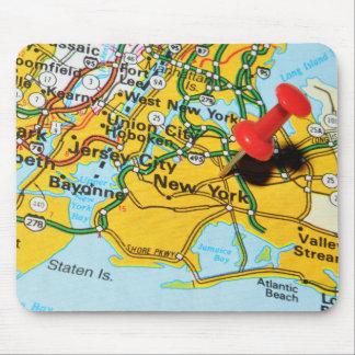 De stad van New York Muismat