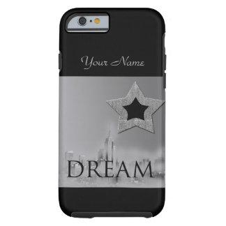 De Stad van New York van de droom personaliseert Tough iPhone 6 Hoesje