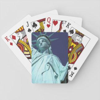 De Stad van Noord-Amerika, de V.S., New York, New Pokerkaarten