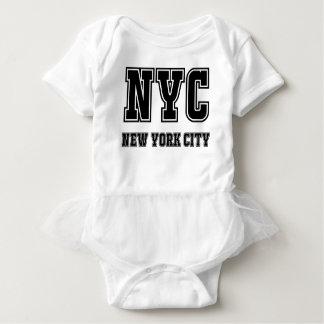 De Stad van NYC New York Romper
