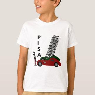 De Stad van Pisa T Shirt