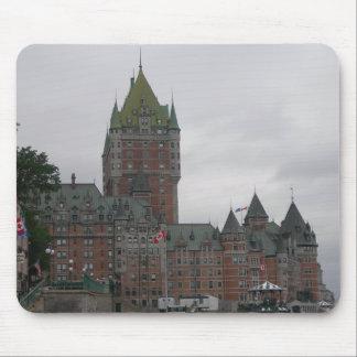De Stad van Quebec Muismat