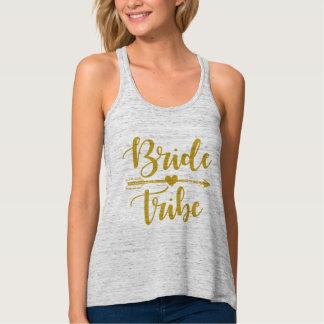 De Stam van de bruid met pijl Tanktop