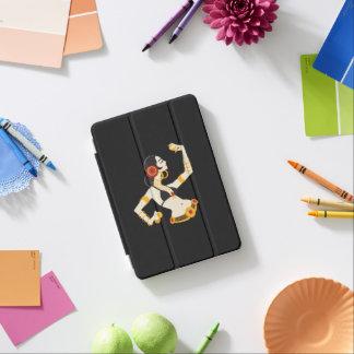 de stammen danser van de fusiebuik met iPad mini cover