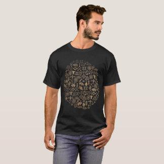 De stammen Samenvatting van het Logboek T Shirt