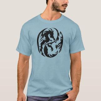 De stammen T-shirt van Draken