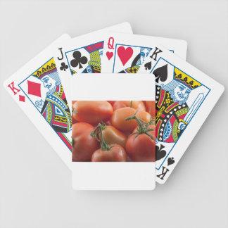 De Stammen van de tomaat Bicycle Speelkaarten