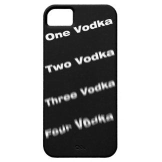 De stappen van de wodka barely there iPhone 5 hoesje