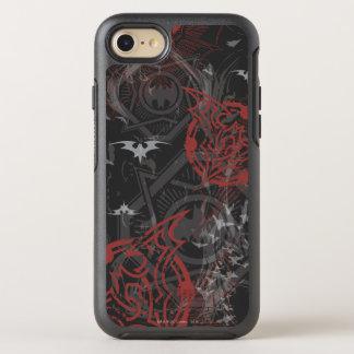 De Stedelijke Legenden van Batman - de Zwarte/het OtterBox Symmetry iPhone 8/7 Hoesje