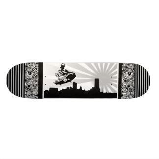 De stedelijke Schaatser Skateboard Deck