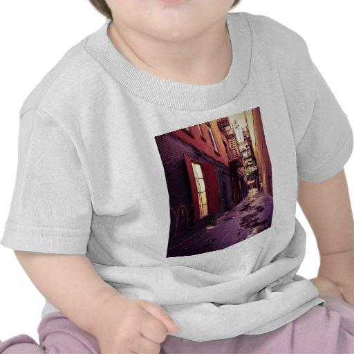 De Steeg van New York T-shirt
