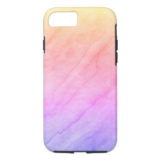 De Steen van de Waterverf van Shell van de moeder iPhone 8/7 Hoesje