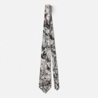 De Steen van het graniet Feest Stropdas
