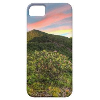 De steile Zonsondergang van de Top Barely There iPhone 5 Hoesje