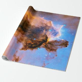 De Stellaire Spits van de Nevel van Eagle Inpakpapier