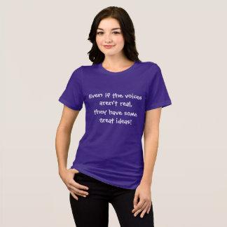 De stemmen in mijn hoofd t shirt