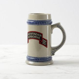 De Stenen bierkroes van het bier met de Rol van Bierpul