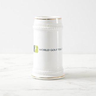 De Stenen bierkroes van het Bier WGT Bierpul