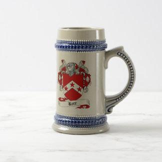 De Stenen bierkroes van het Wapenschild van Kerr - Bierpul