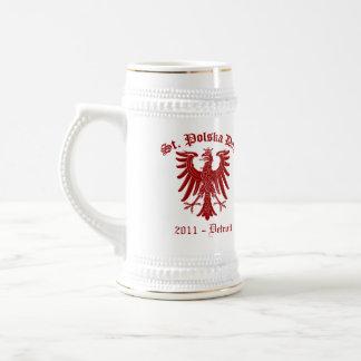 De Stenen bierkroes van Polska 2011 Bierpul