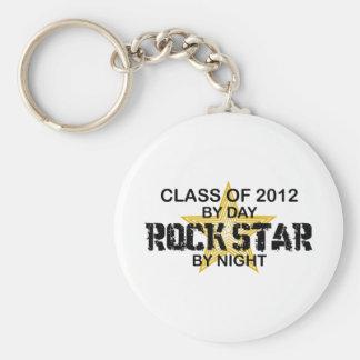 De Ster van de rots 's nachts - 2012 Sleutelhanger