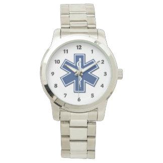 De Ster van EMS van het Leven Horloges
