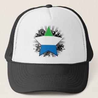 De Ster van het Sierra Leone Trucker Pet
