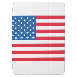 De sterren en de strepen van de Vlag van de V.S. iPad Air Cover