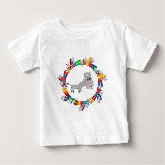 De Sterren van de ezel Baby T Shirts