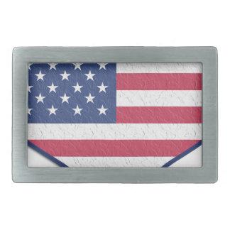 De Sterren van de Vlag van de V.S. Verenigde Gespen