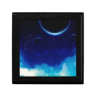 De sterrige Hemel van de Nacht Decoratiedoosje