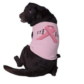 De Steun van Kanker van de borst Shirt
