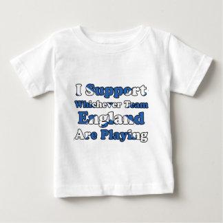 De Steun van Schotland Baby T Shirts