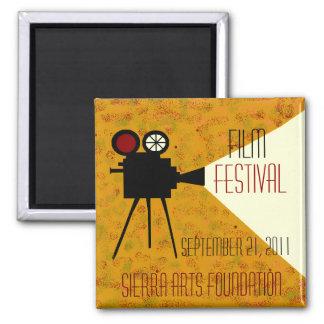 De Stichting van de Kunsten van het Festival van Vierkante Magneet