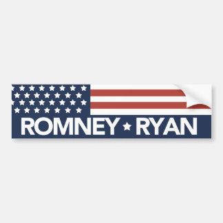 De Sticker 2012 van de Bumper van de Vlag van Mitt