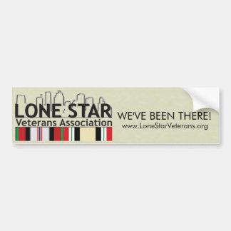 De Sticker van de Bumper LSVA