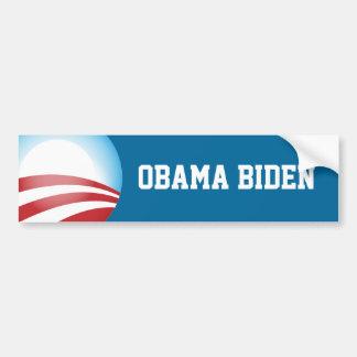 De Sticker van de Bumper van Biden van Obama