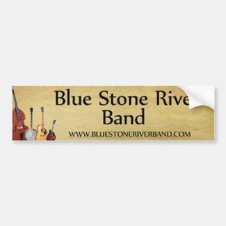 De Sticker van de Bumper van de Band van de Rivier