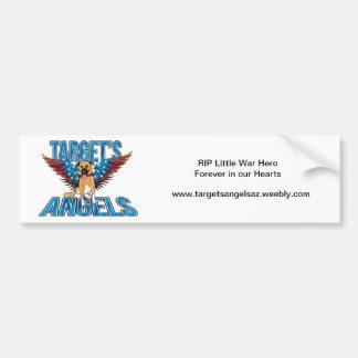 De Sticker van de Bumper van de Engelen van het do