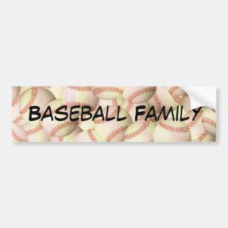 De Sticker van de Bumper van de Familie van het
