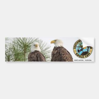 De Sticker van de Bumper van de Nok van Eagle