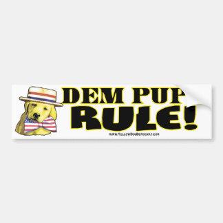 De Sticker van de Bumper van de Regel van de Jonge